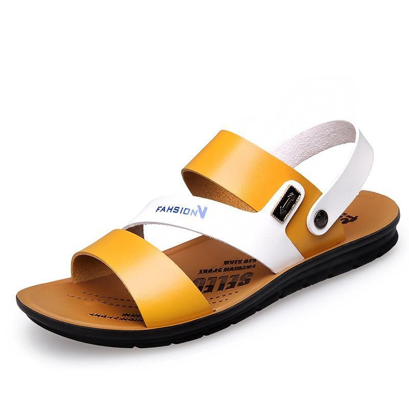 5d52e17ee143 High Quality Summer Anti-skid Leisure Sandals Casual Shoes Outfit  Accessories From Touchy Style