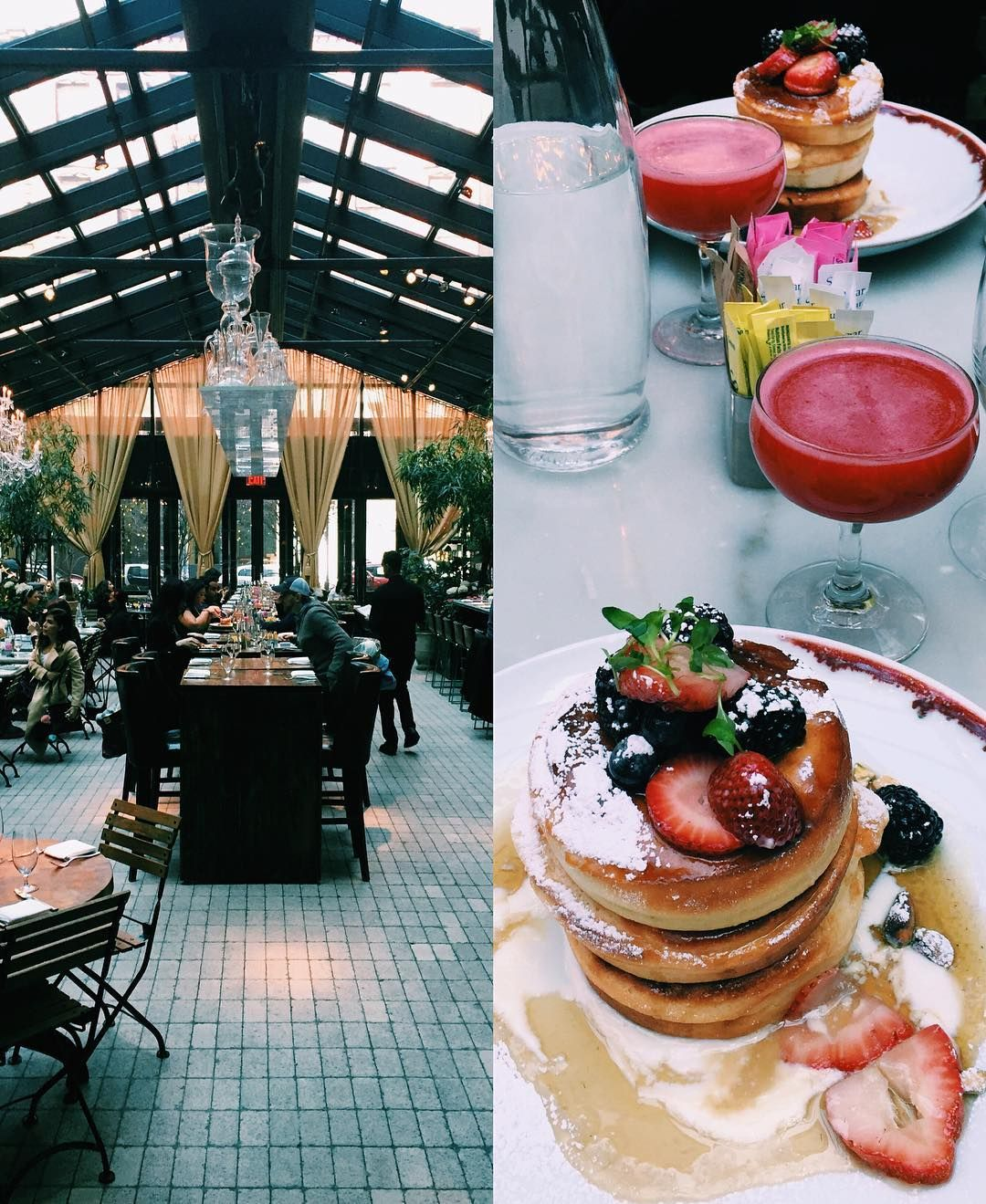 Brunch At The NoMo SoHo Thank You @freefrenchie For The