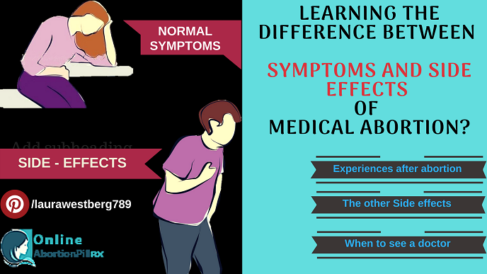 Learning The Difference Between Symptoms And Side Effects Of A