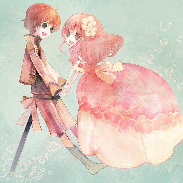 Tags: Anime, Kururugi Suzaku, Euphemia li Britannia, Sunrise (Studio), Pixiv
