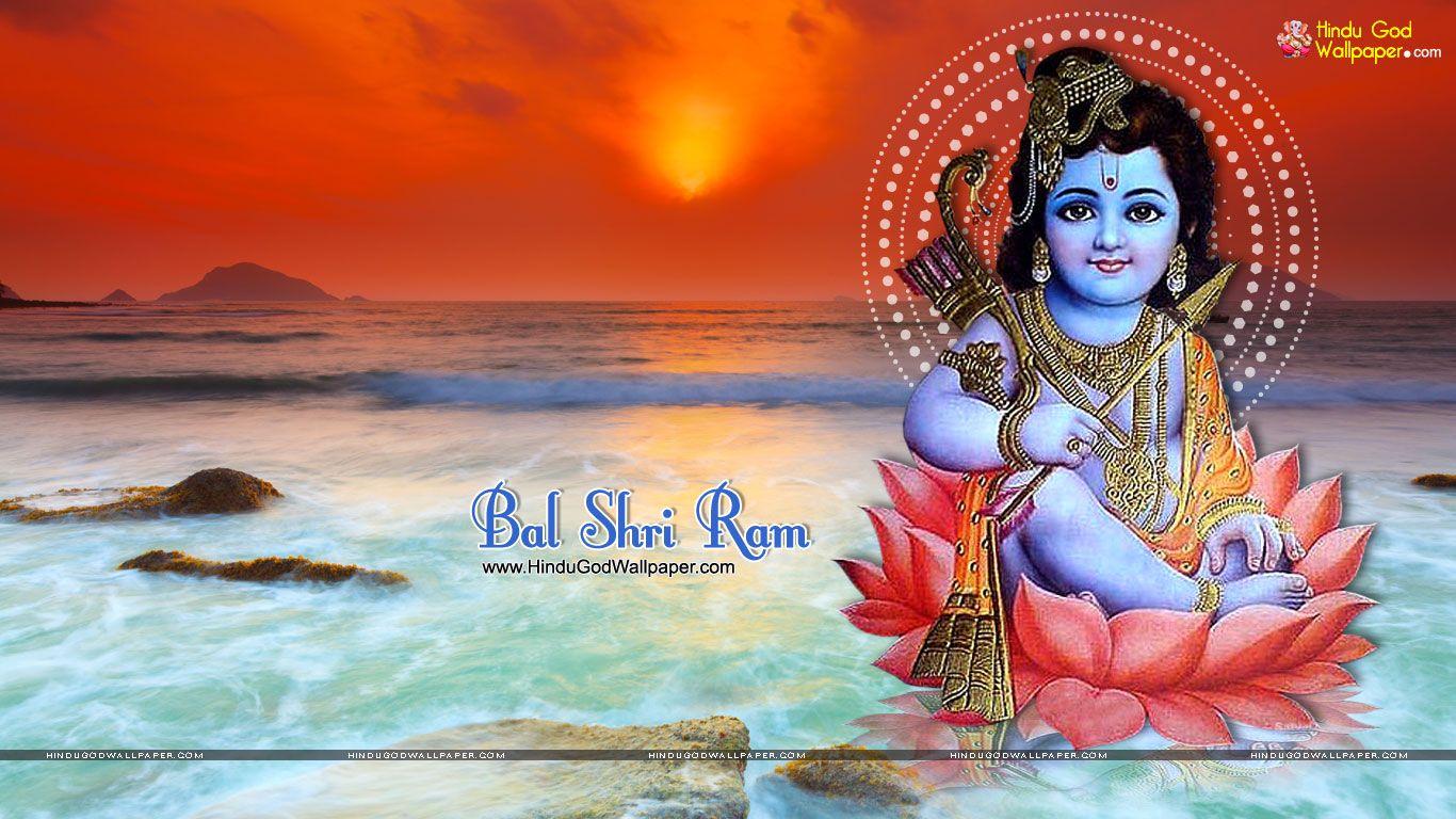 Bal Shri Ram Wallpapers Free Download