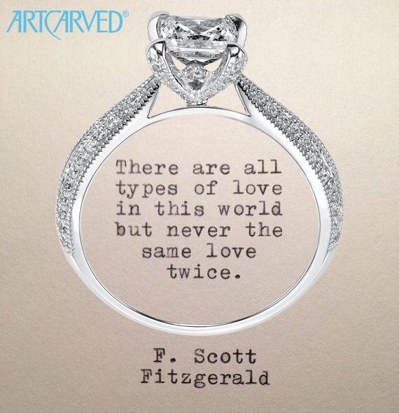Diamond Engagement Ring Artcarvedbridal Lovequotes Bridal