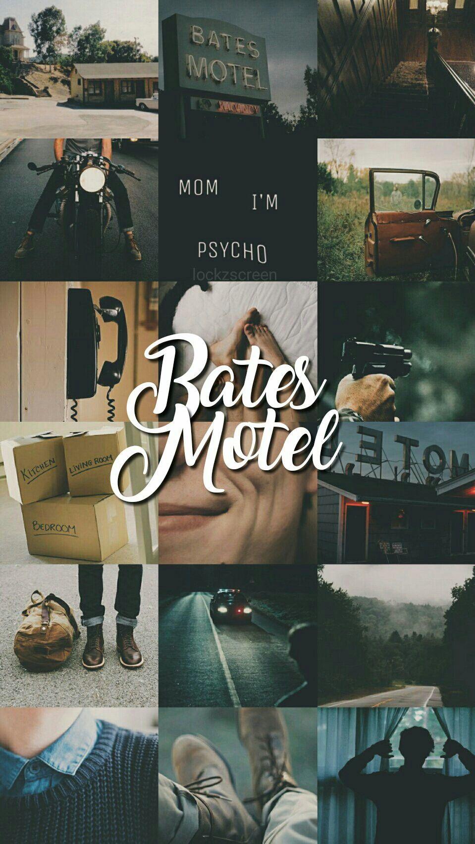 Wallpaper Bates motel