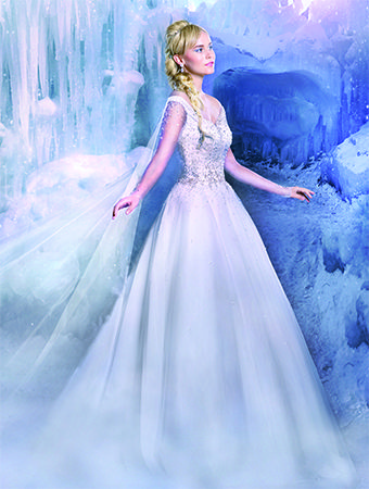 Alfred Angelo Bridal Style 258 Coming Soon from Disney Fairy Tale ...