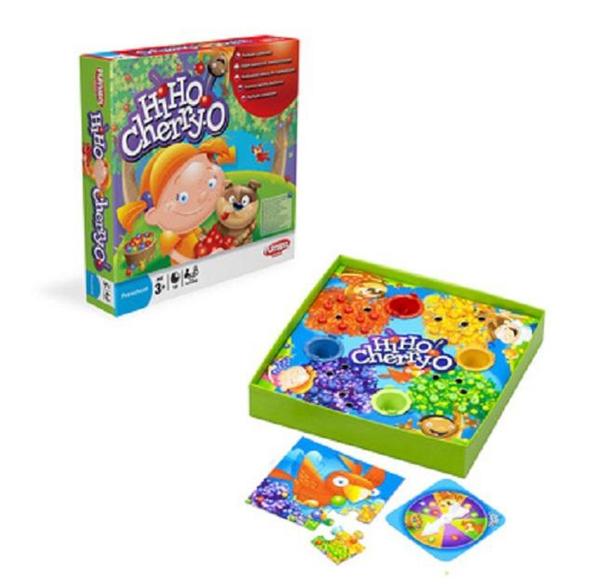 HiHo! CherryO Game Games, Fruit picking, Cherry