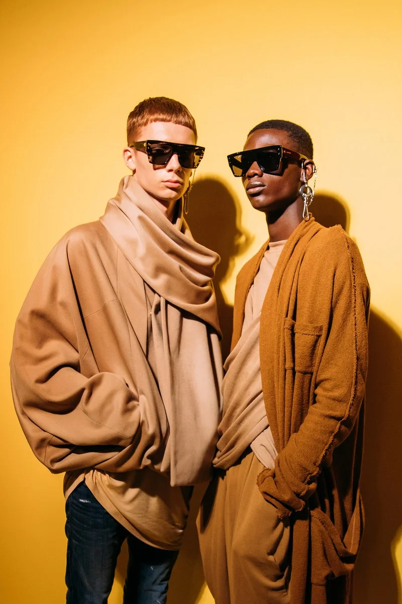 The Best Backstage Photos From The Fall 2020 Menswear Shows In Paris Paris Shows Menswear Vogue Paris