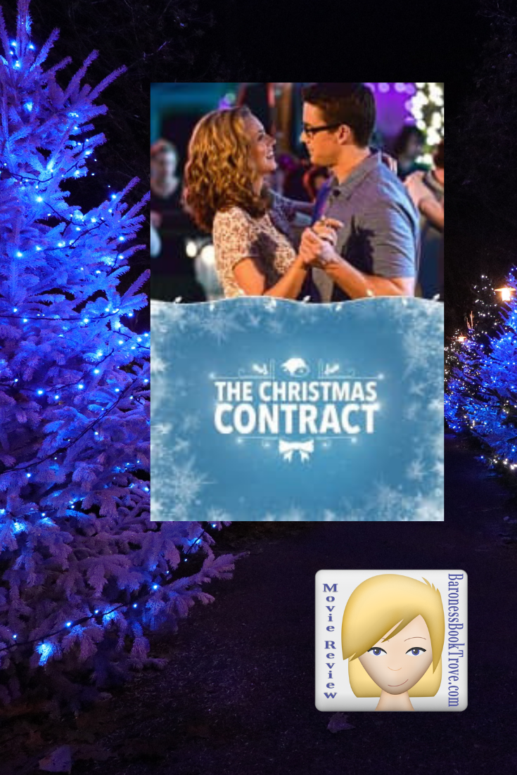 Christmas Contract.The Christmas Contract Movies Christmas Movies Hallmark