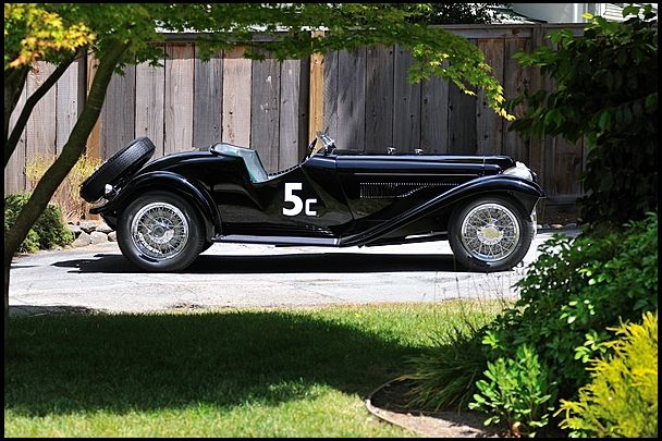 1933 Ford Auburn Special Documented Historic SCCA Race Car for sale by Mecum Auction