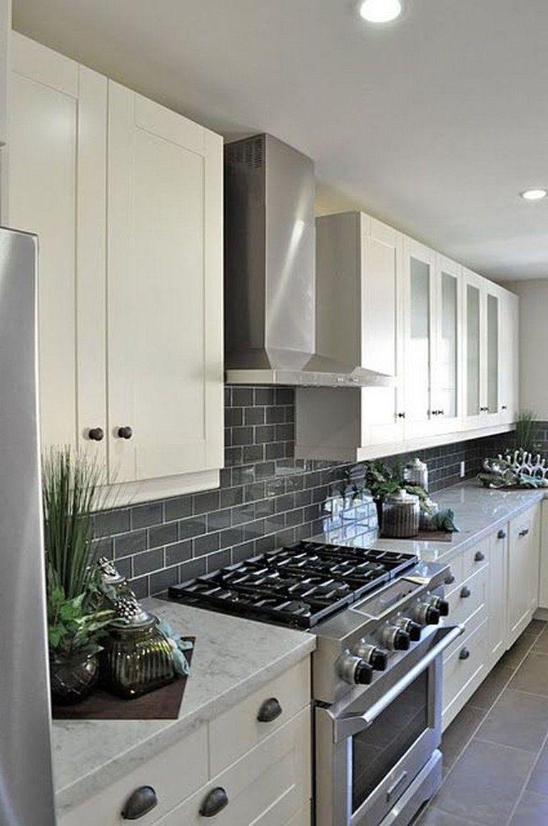 46 Classy White Kitchen Cabinets Design Ideas Kitchen Cabinet Design Kitchen Design Kitchen Renovation