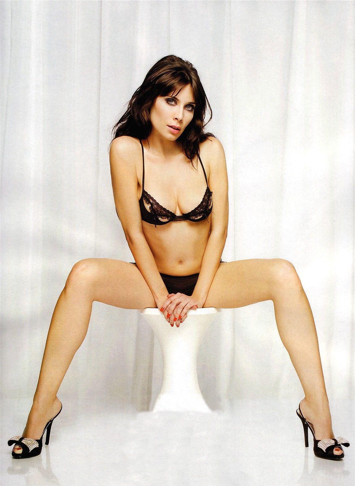 Pilar Rubio en lencería sexy 8d165aed80fe