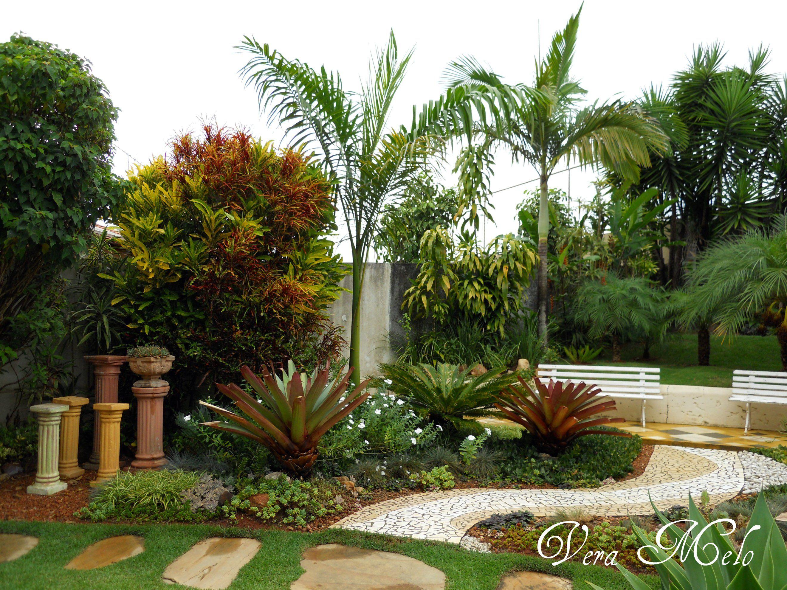 Tropical landscape landscaping pinterest for Tropical landscape ideas