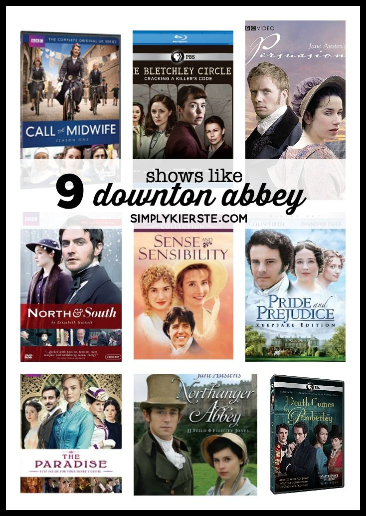 9 Shows Like Downton Abbey You Have To See Good Movies To Watch