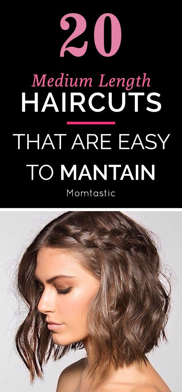 super stylish u easy mediumlength haircuts youure like