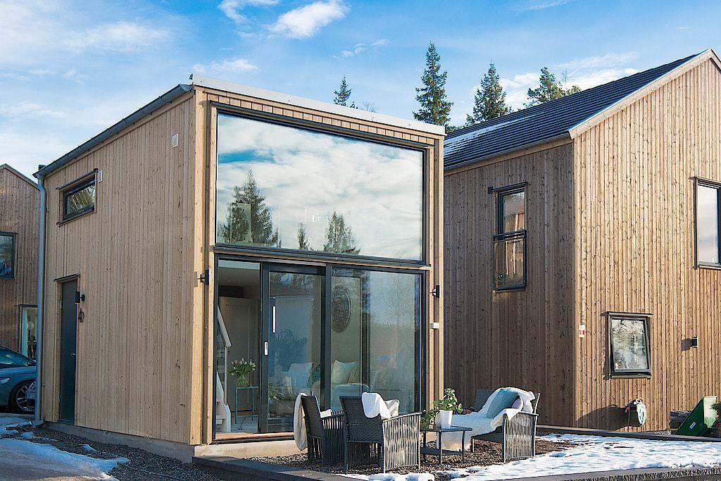 Peque a vivienda fuera de lo com n for the home for Construcciones efimeras