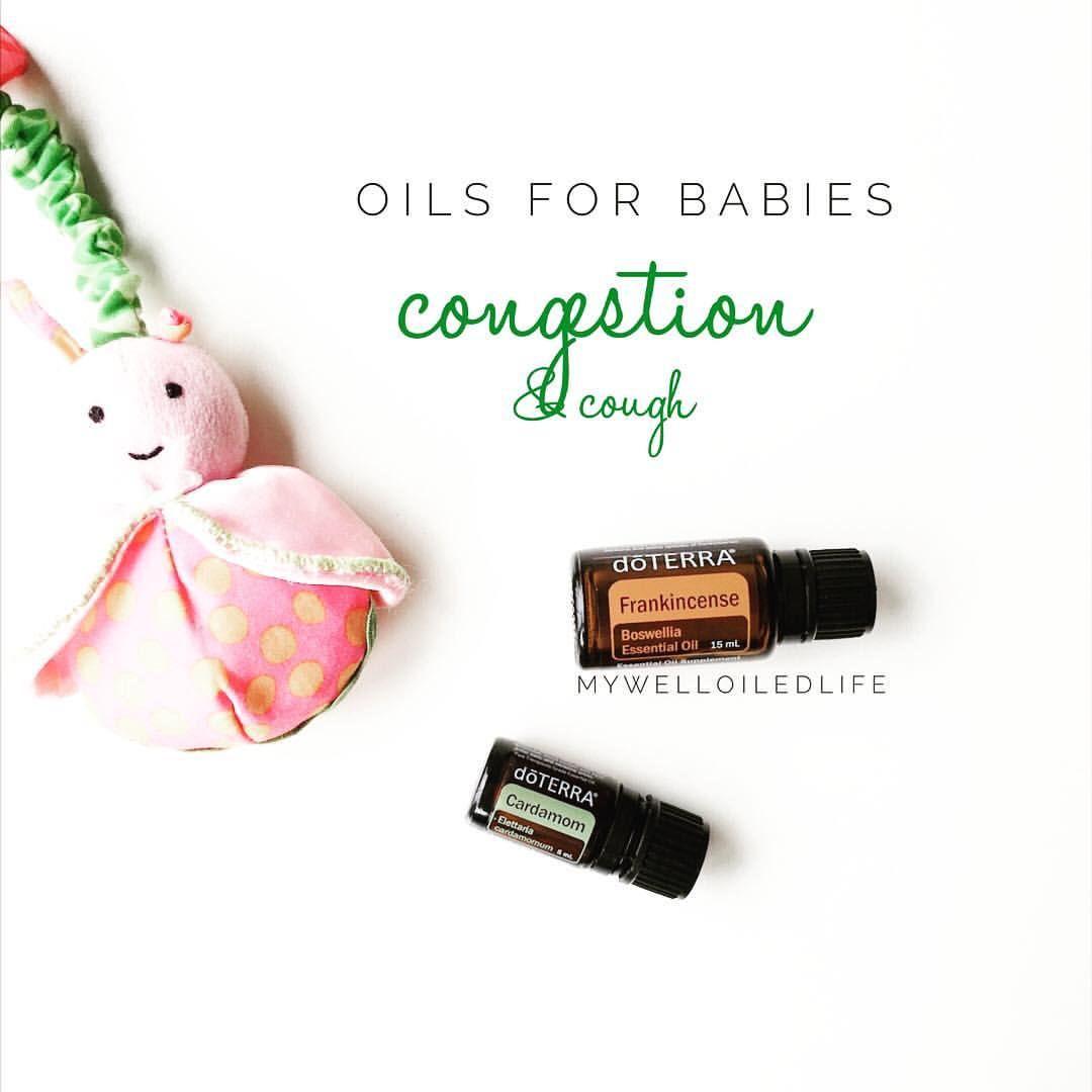 Oils For Babies Congestion Cough Dōterra Oils Kayla Monson Mywelloiledlife O Essential Oils For Kids Essential Oils For Babies Essential Oils For Colds