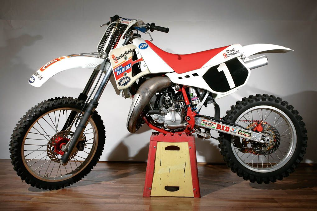 ktm 125 cc team farioli motos oficiales mx pinterest. Black Bedroom Furniture Sets. Home Design Ideas