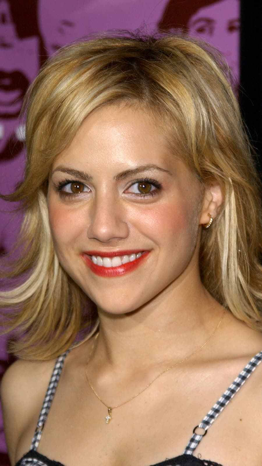 Brittany Murphy at the premiere of the movie CQ, May 13
