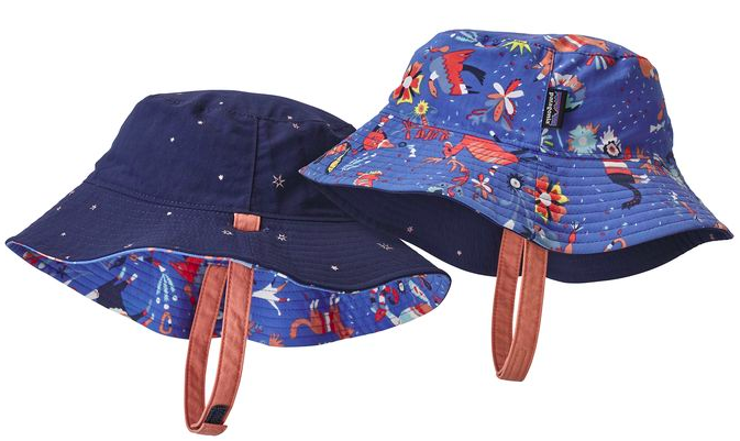 a0ccc385098d9 Patagonia Baby Sun Bucket Hat