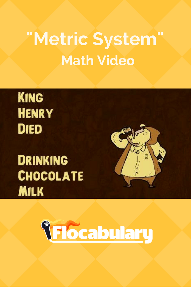 King Henry Died Drinking Chocolate Milk ~ Check out this cool way ...