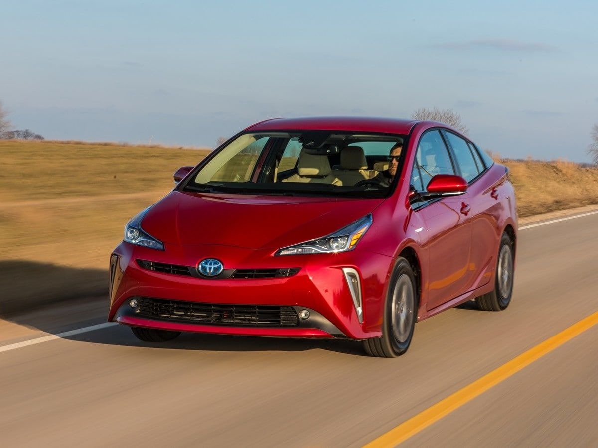 2019 Toyota Prius First Review Paved Paradise Toyota