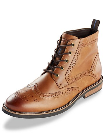 Nunn Bush Odell WIngtip Boots | Wingtip