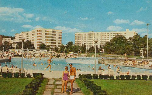 Concord Hotel Kiamesha Lake Ny