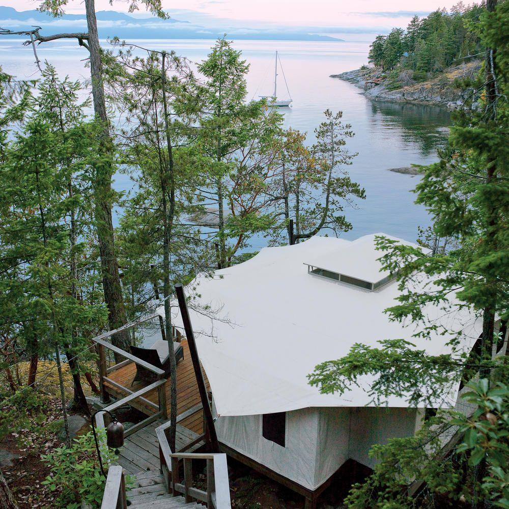 The West's Best Romantic Getaways   Camping resort ...