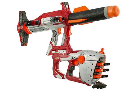 The Top 10 Nerf Guns of All Time