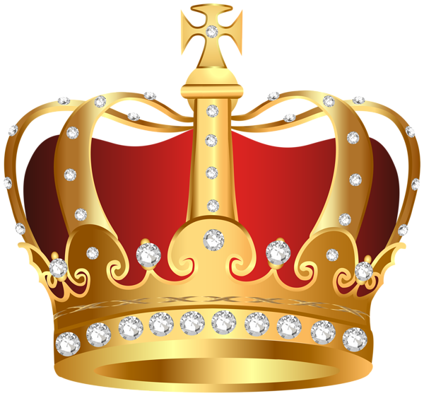 King Crown Transparent PNG Clip Art Image | clipart Crowns ...