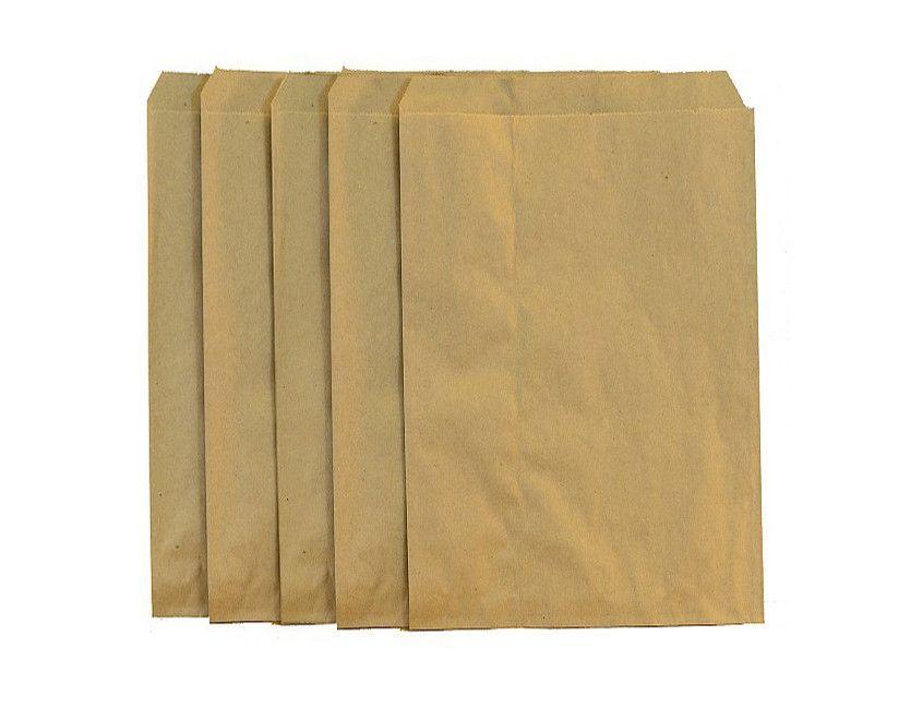 "Kraft Paper Bags 5""x7.5"" 30-pk"