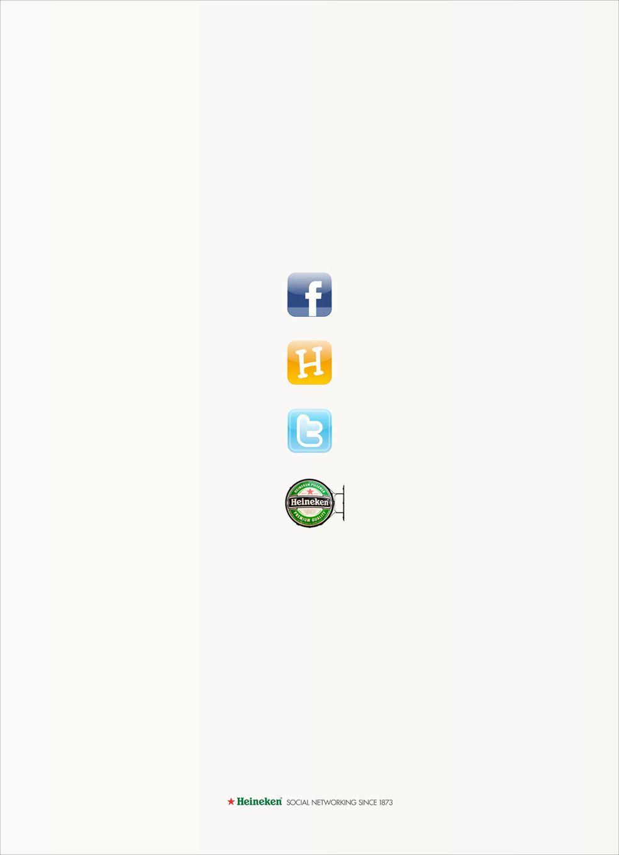 Heineken Social Networking Since 1873 Dengan Gambar