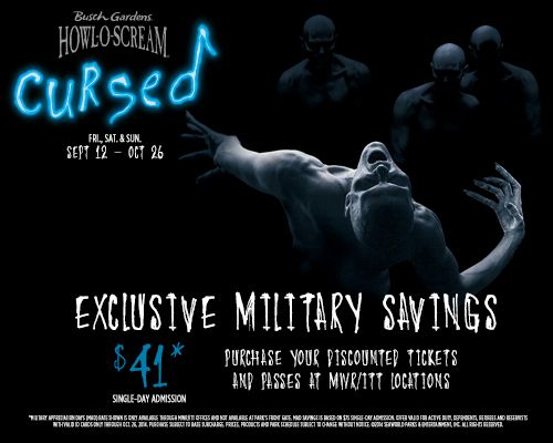 f20c8269152bdea54218f6eead00856f - Busch Gardens Howl O Scream Williamsburg Discount