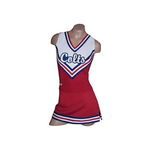 Cheerleading Uniforms ($56) via Polyvore featuring cheer