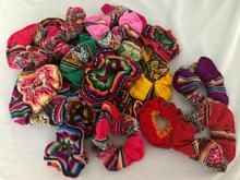 Ethnic Scrunchies.                      – Zoeartcrafts