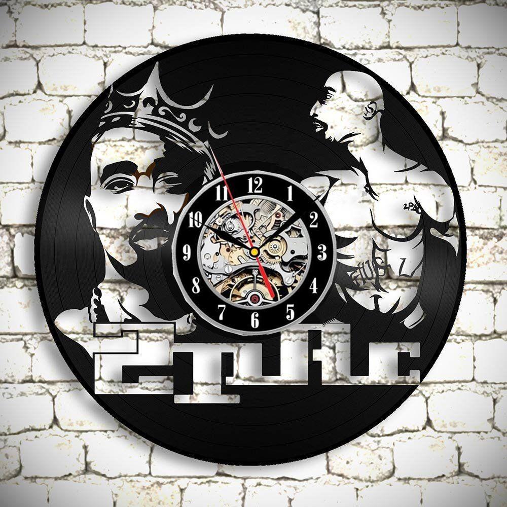 2pac Until The End Of Time Ii Clocks 2pac Clock Vinyl
