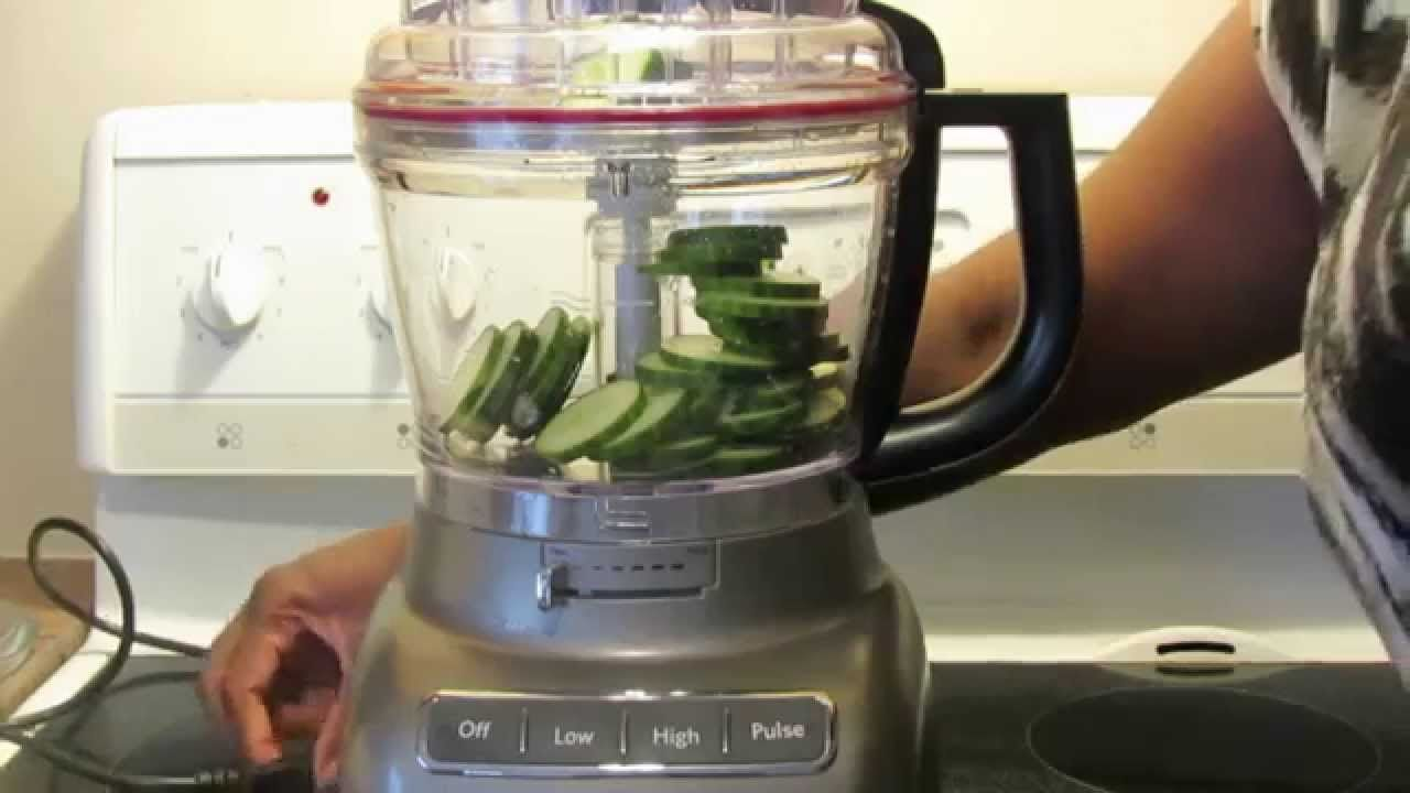 kitchenaid 9 cup food processor plus reviews