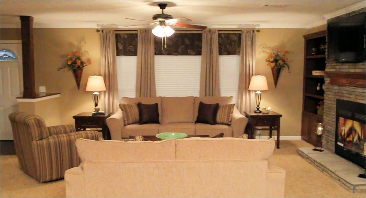 image result for mobile home living room decorating ideas