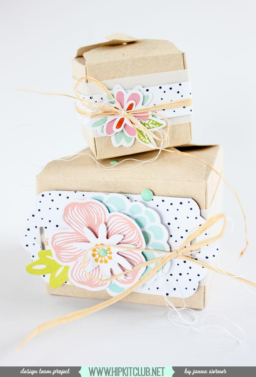 Verpackungen - Janna Werner