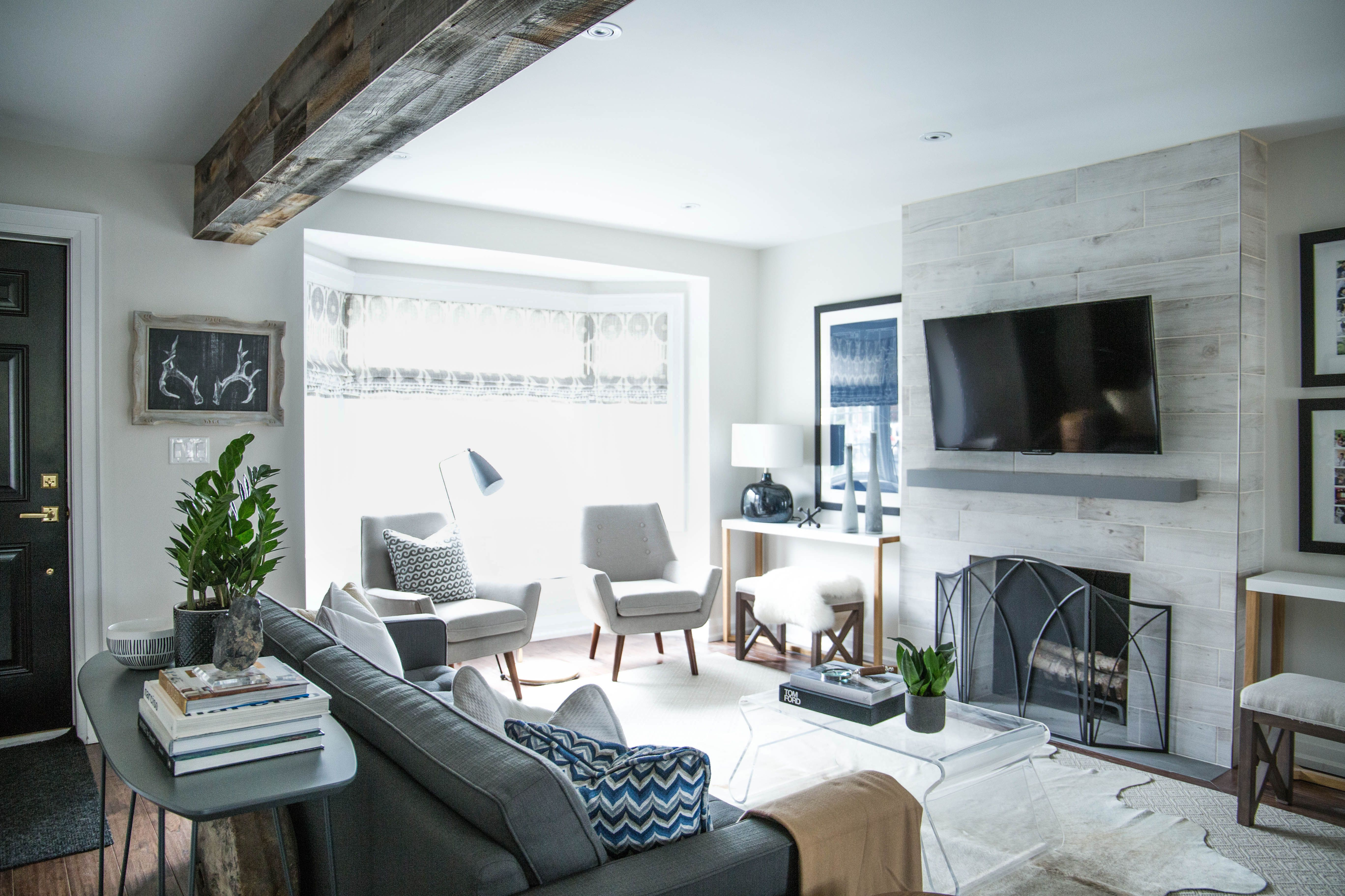 Property Brothers Family Room Reveal By Karin Bennett Designs