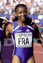 Odiah Sidibé, née le 13 janvier 1970 à Fréjus https://fr.wikipedia.org/wiki/Odiah_Sidib%C3%A9