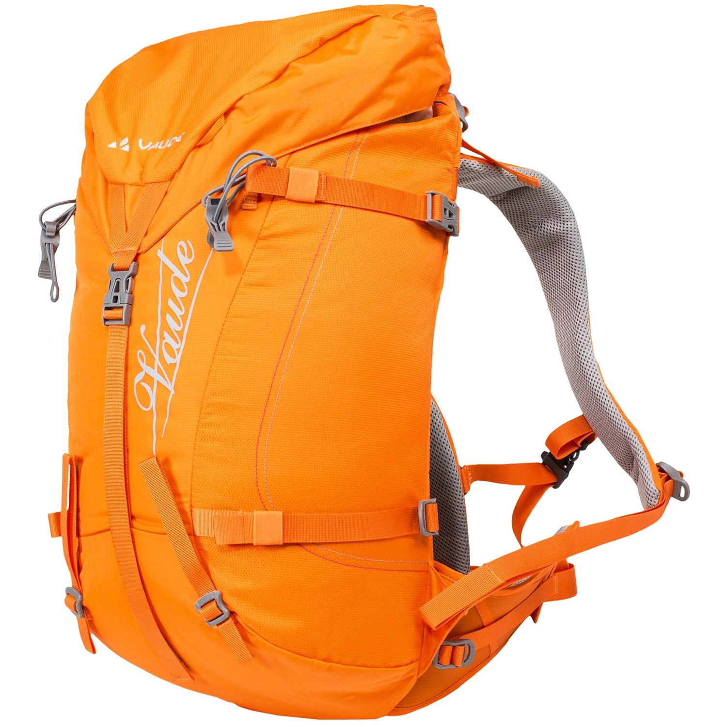 vaude optimator 28 backpack internal frame for women google