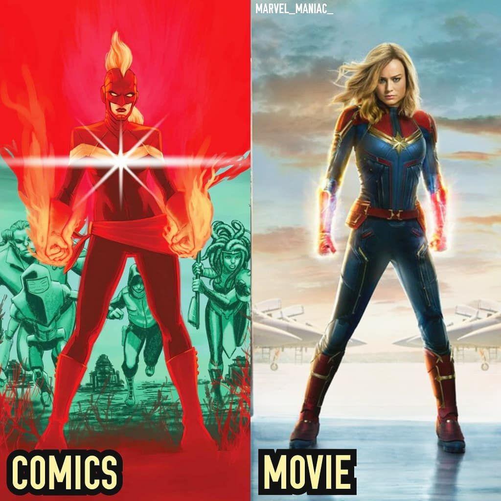 Captain America Captain Marvel Cameo