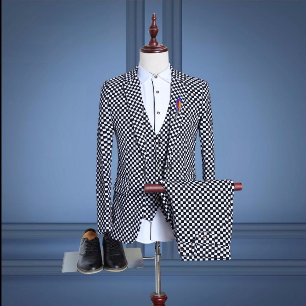watch here spring and autumn new men us three piece suit