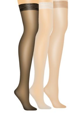 d18956d20fbcb Hanes® Silk Reflections Thigh High | Products