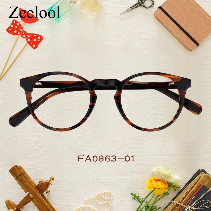 2efedd2fb6 Anthony Round Tortoise Glasses FA0863-01