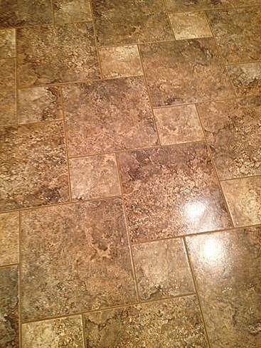 Bathroom Floor Installation Brandon Fl 12x12 6x6 Porcelain Tile Set In A Pinwheel Hopscotch Bathroom Tile Floor Designs Tile Floor Patterned Kitchen Tiles