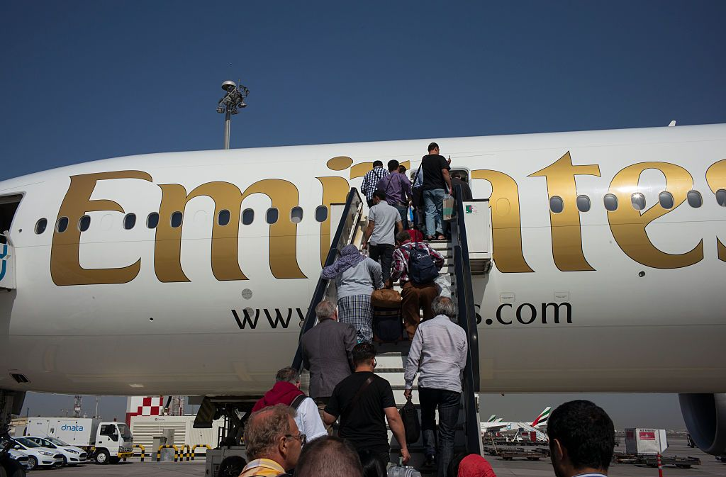 To book cheap flight reservations on Emirates reservations