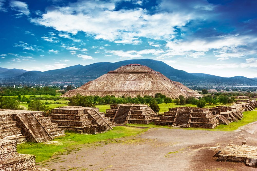 Latin America At A Glance Mexico Travel Mexico Vacation Spots Teotihuacan