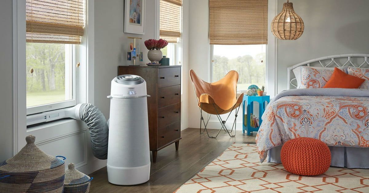 Cool a room, not the whole house, with these portable air
