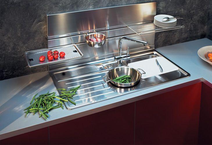 Kitchen Sinks Planen : Kleine küche planen zusätzliche arbeitsfläche how to